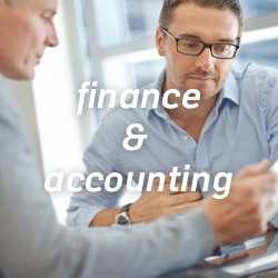 Finance and Accounting Candidates